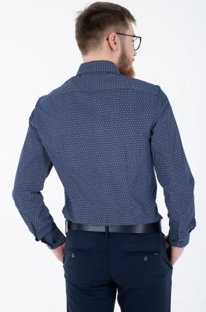 Marškiniai DOT PRINT CLASSIC SLIM SHIRT-3