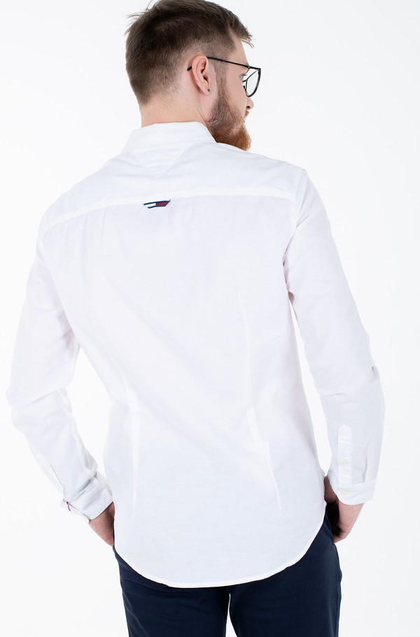 TJM SLIM STRETCH OXFORD SHIRT-hover