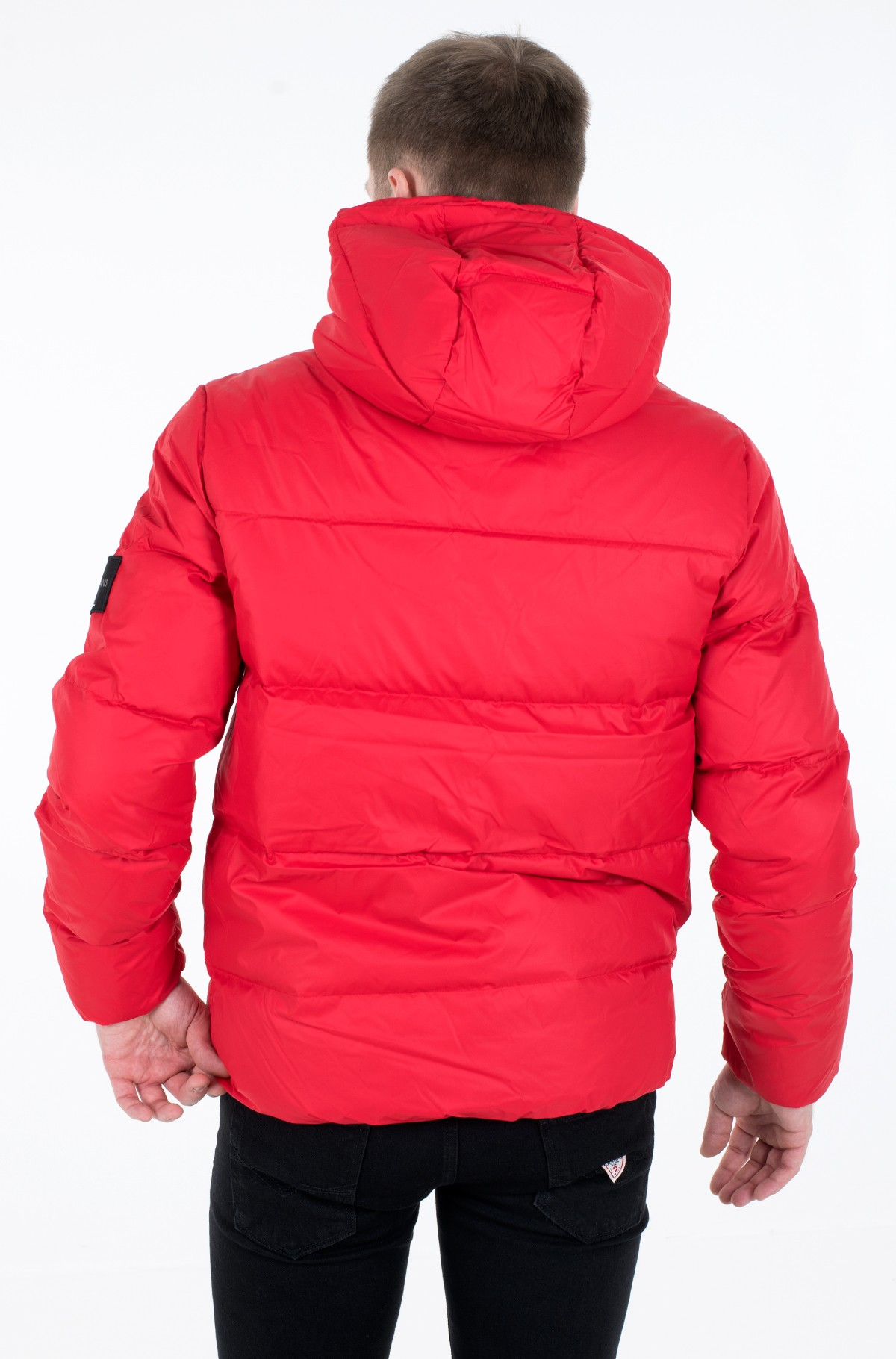 Jope HOODED DOWN PUFFER JACKET-full-3