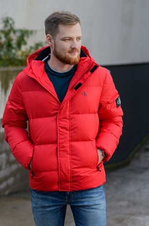 Jope HOODED DOWN PUFFER JACKET-1