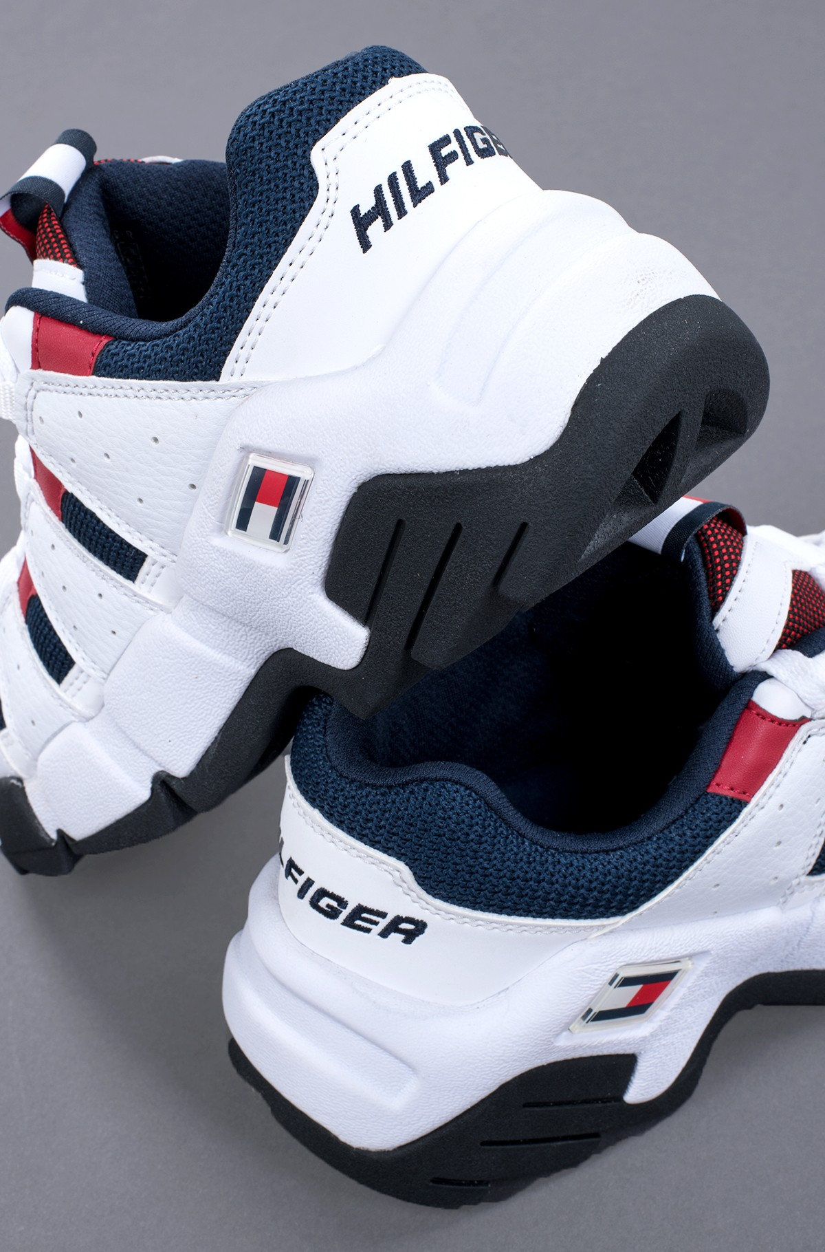 Casual shoes WMNS CHUNKY HERITAGE SNEAKER-full-3