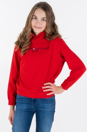 Laste dressipluus ESSENTIAL HOODED SWEATSHIRT-2