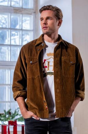Velvetiniai marškiniai CORDUROY OVERSHIRT-1
