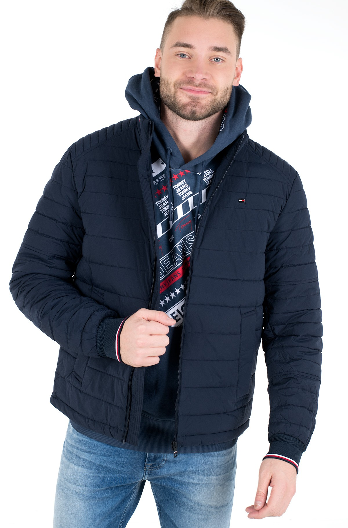 Jope STRETCH QUILTED JACKET-full-1