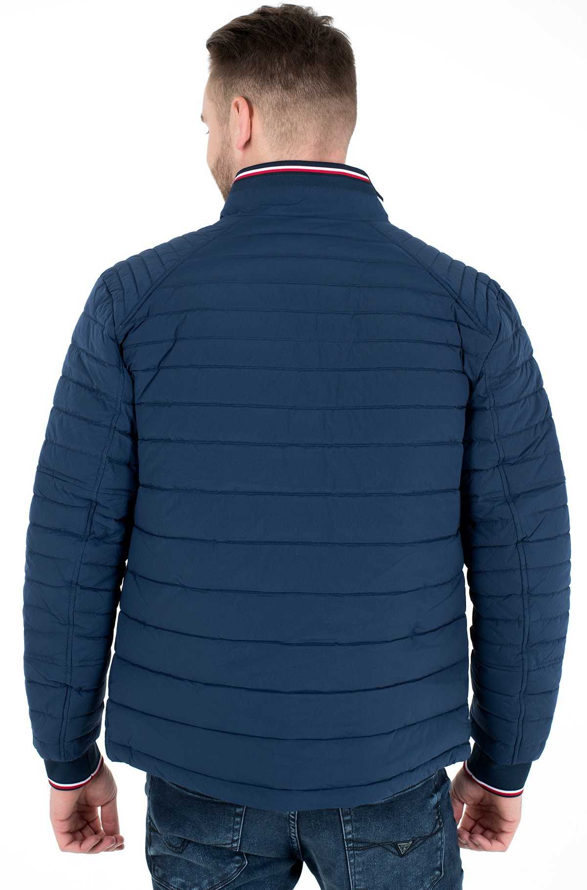 Jope STRETCH QUILTED JACKET-full-3