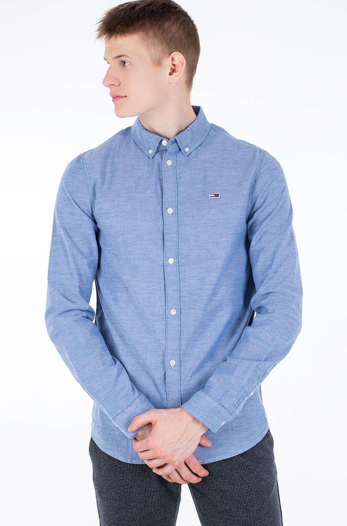 Shirt TJM SLIM STRETCH OXFORD SHIRT-full-1
