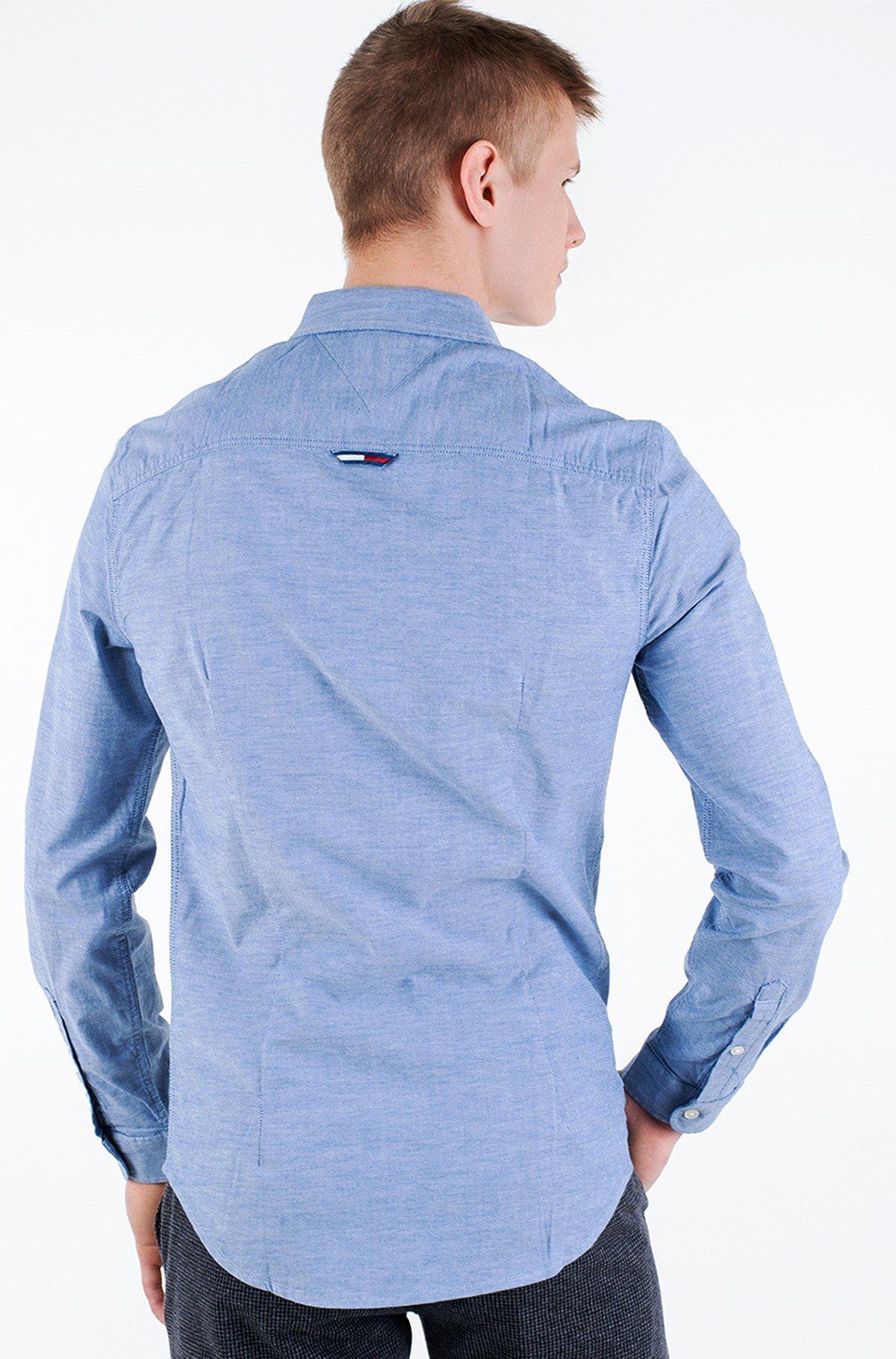 Shirt TJM SLIM STRETCH OXFORD SHIRT-full-2