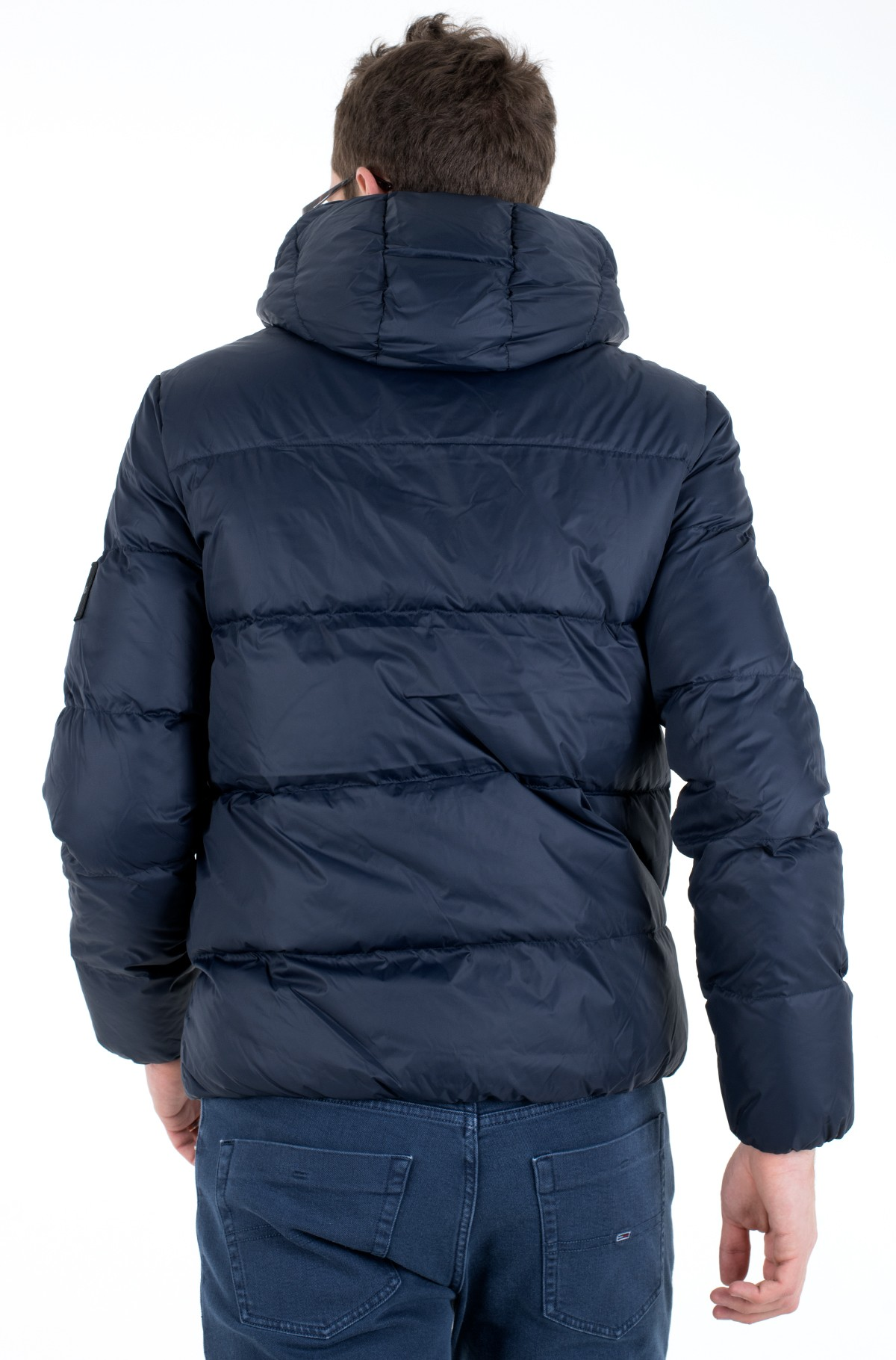 Striukė HOODED DOWN PUFFER JACKET-full-3