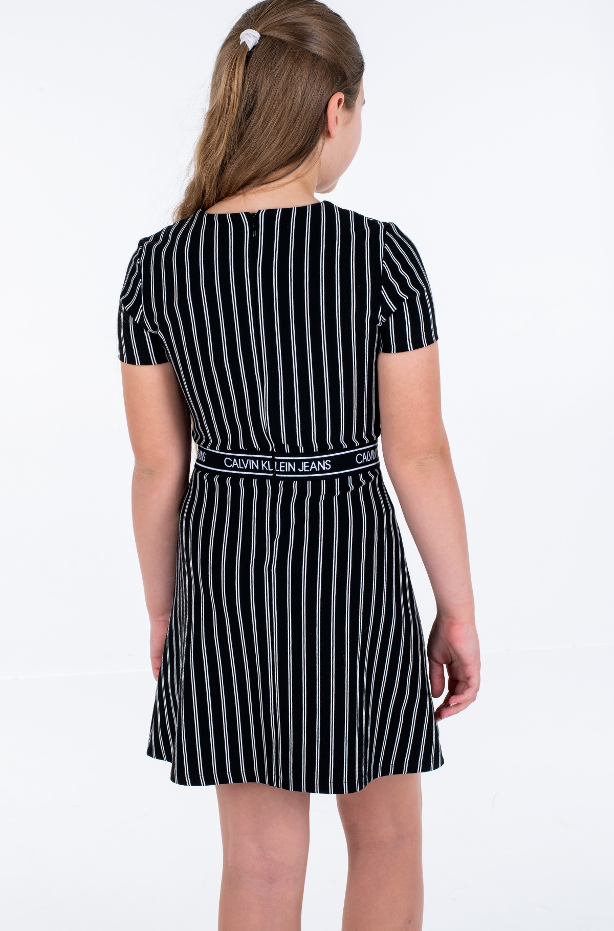 Bērnu kleita CITY STRIPE DRESS-full-3