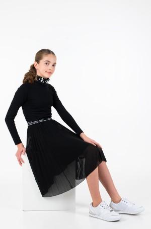 Vaikiškas sijonas FINE MESH MIDI SKIRT-1