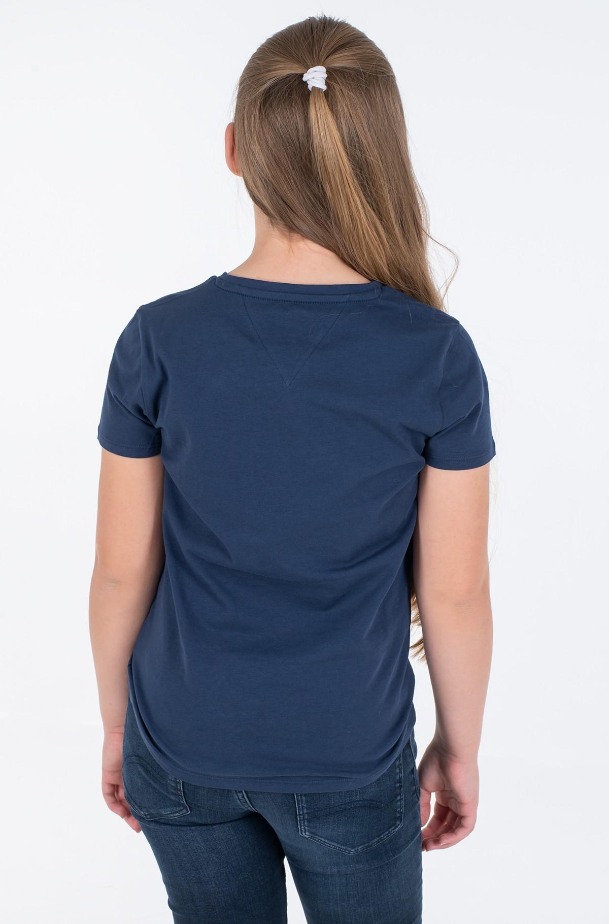 Bērnu T-krekls FOIL TEE S/S-full-2