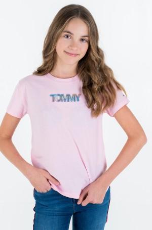 T-krekls IRIDESCENT BADGE LOGO TEE S/S-1