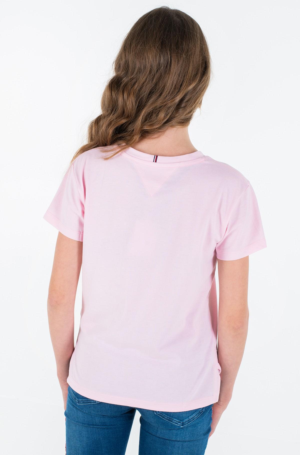T-krekls IRIDESCENT BADGE LOGO TEE S/S-full-3