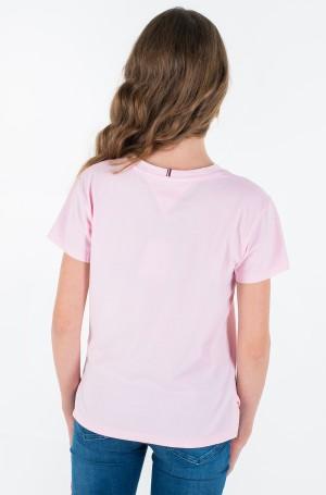 T-krekls IRIDESCENT BADGE LOGO TEE S/S-3