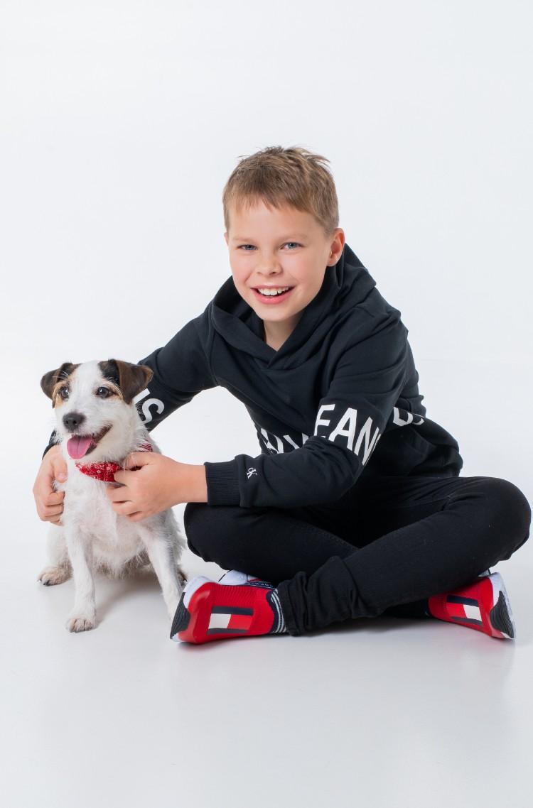Children's sweatshirt STRETCH LOGO HOODIE-1