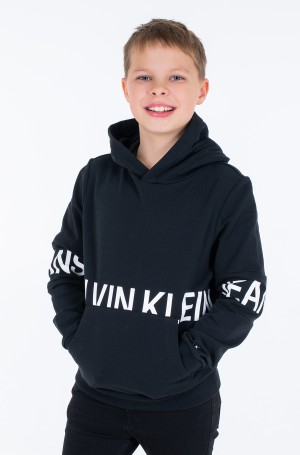 Children's sweatshirt STRETCH LOGO HOODIE-2