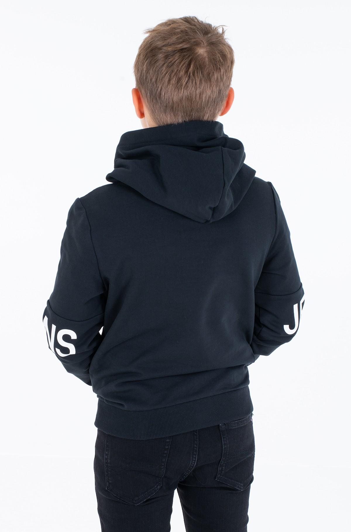 Children's sweatshirt STRETCH LOGO HOODIE-full-5