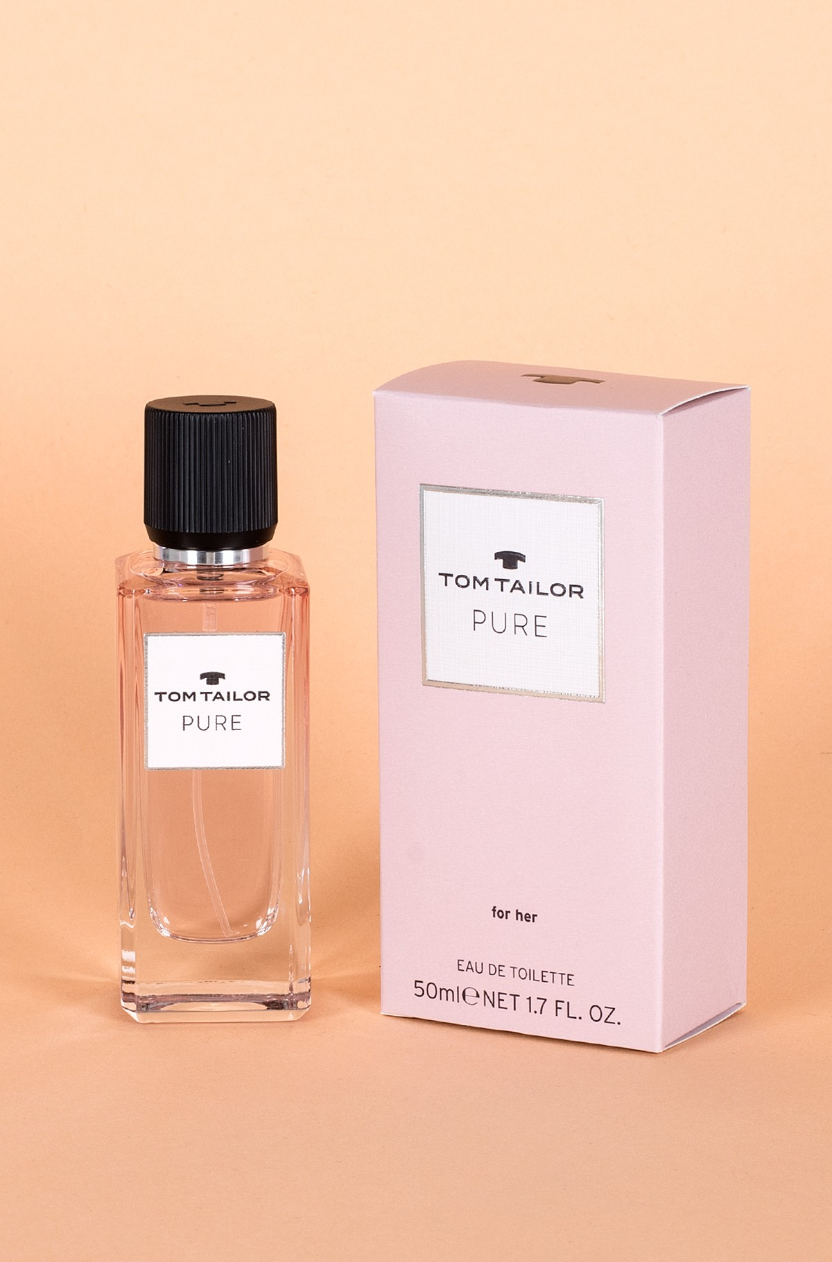 Scented water TT Pure for her Edt 50ml-full-1