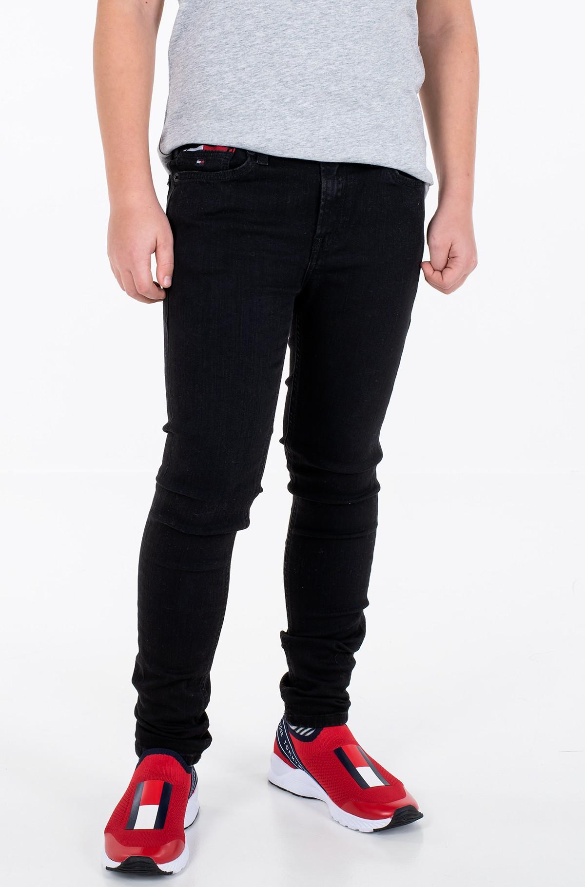 Vaikiškos džinsinės kelnės SIMON SUPER SKINNY WREPLBLS-full-1