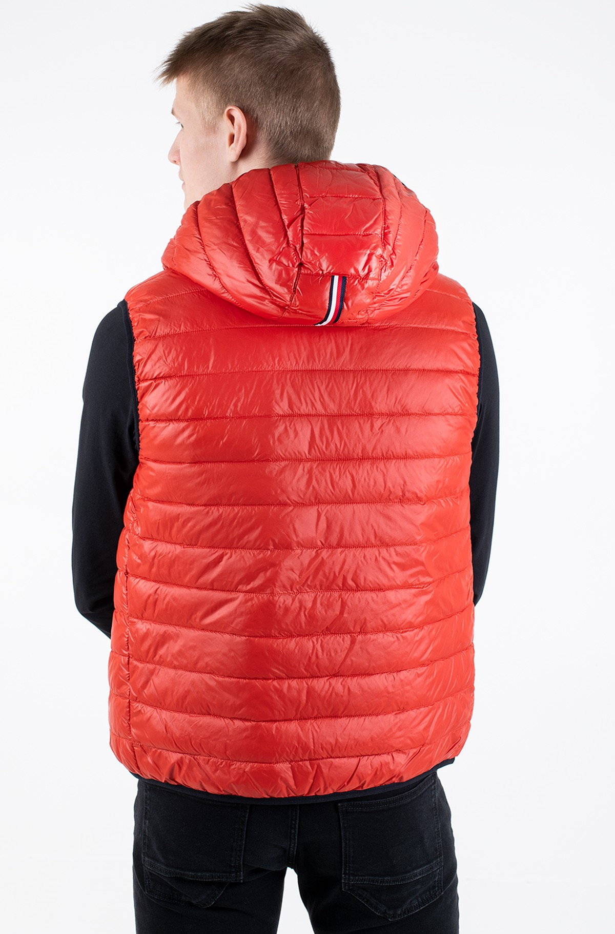 Vest 2 MB QUILTED REVERSIBLE GILET-full-4