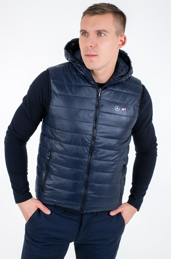 2 MB QUILTED REVERSIBLE GILET