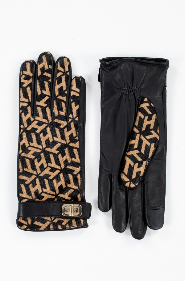 TURNLOCK MONOGRAM GLOVES