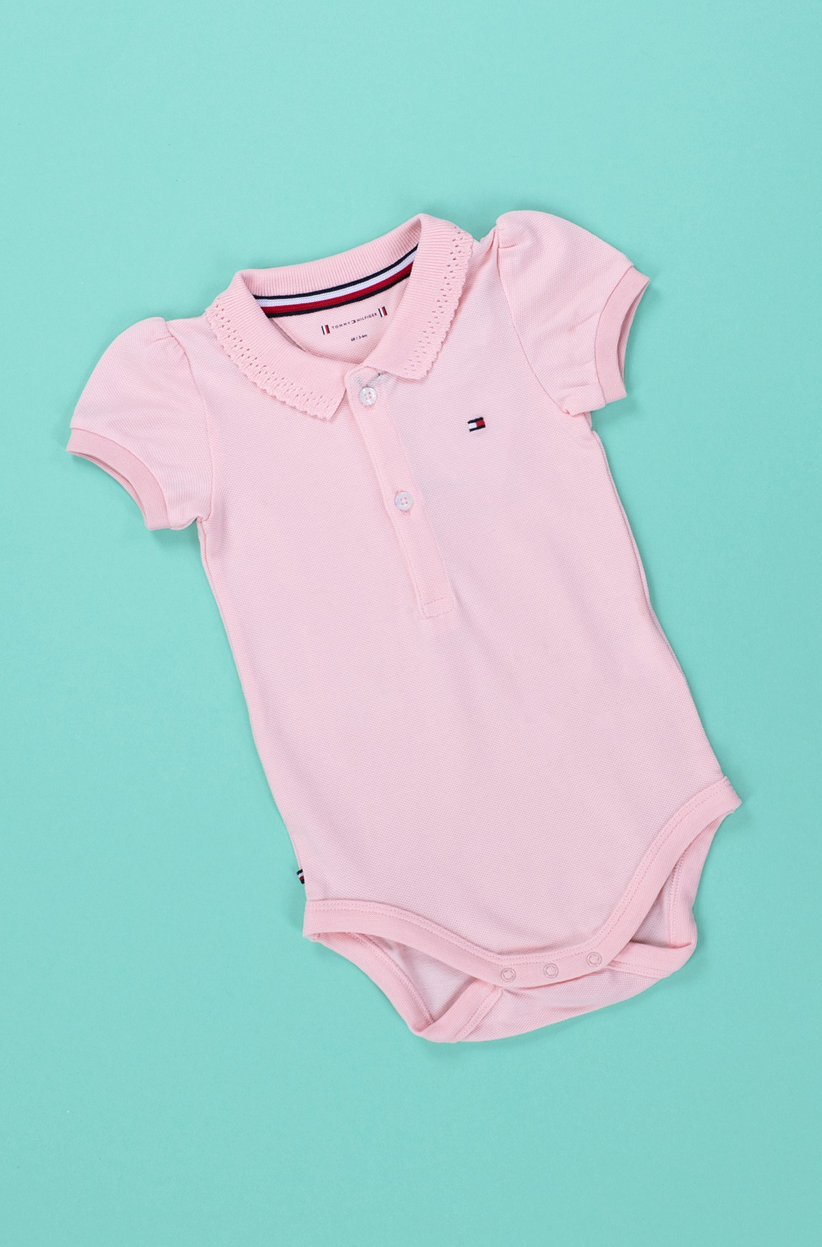 Bērna bodijs dāvanu kārbā BABY POLO BODY GIFTBOX-full-1