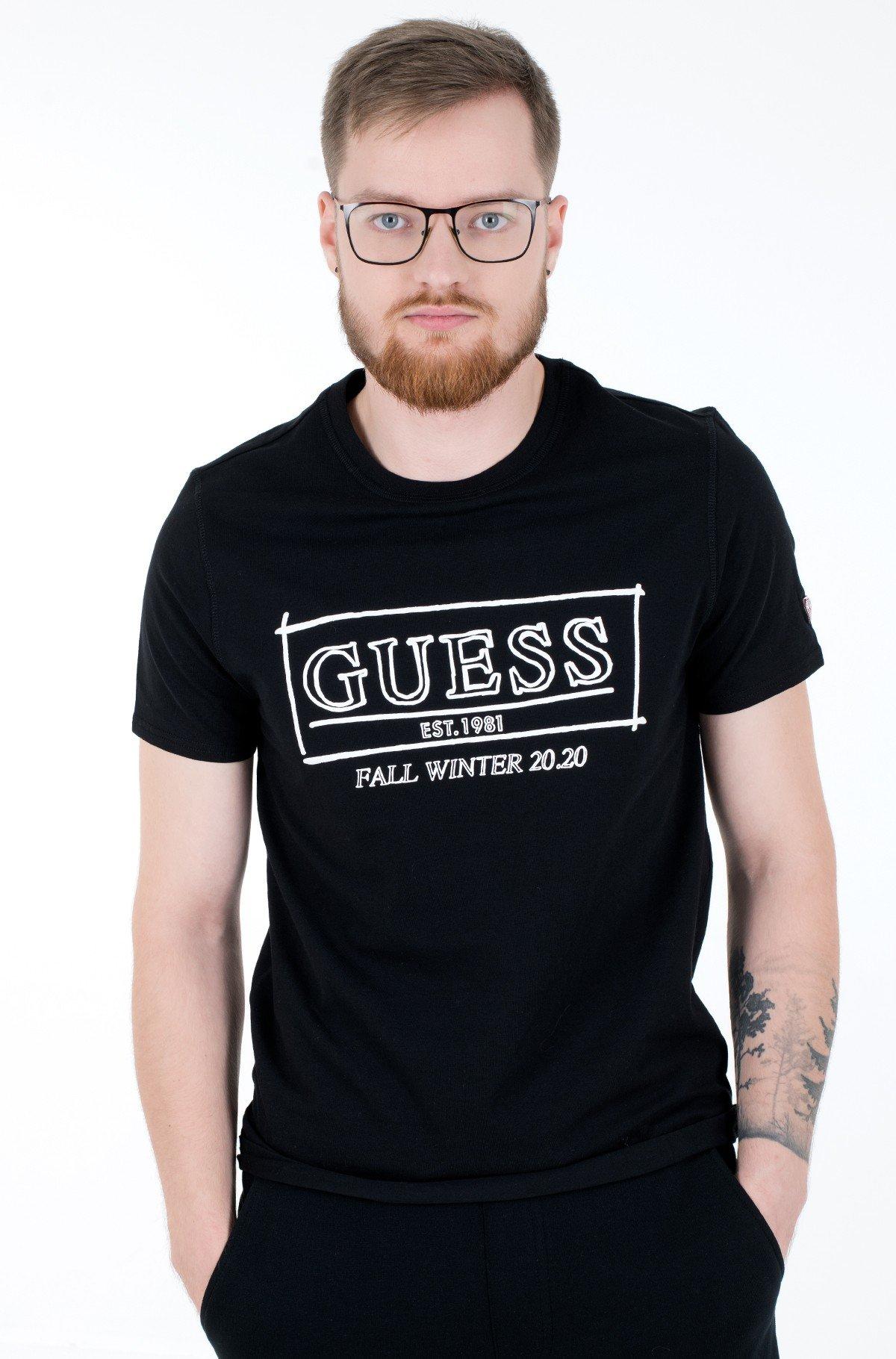Marškinėliai M0BI63 J1300-full-1