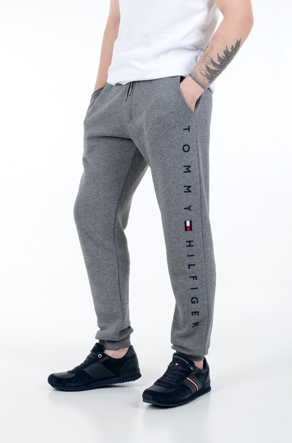 BASIC BRANDED SWEATPANTS