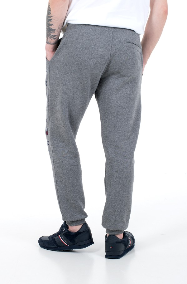 BASIC BRANDED SWEATPANTS-hover