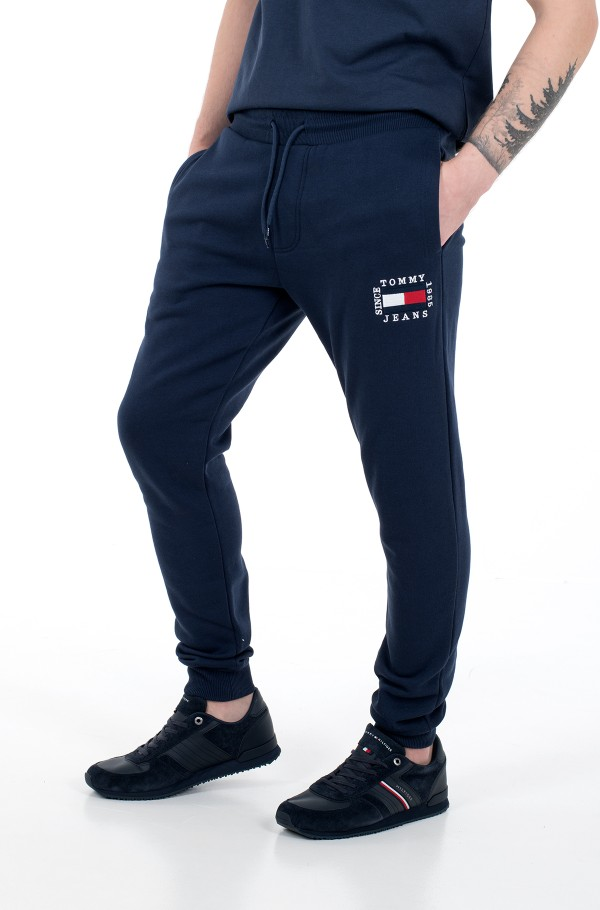 TJM SLIM BOX FLAG SWEAT PANT