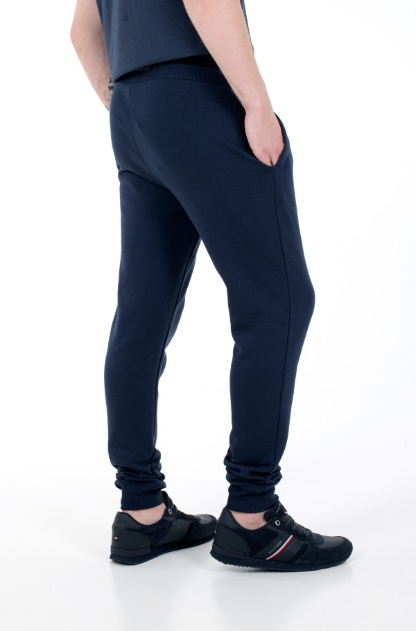 TJM SLIM BOX FLAG SWEAT PANT-hover