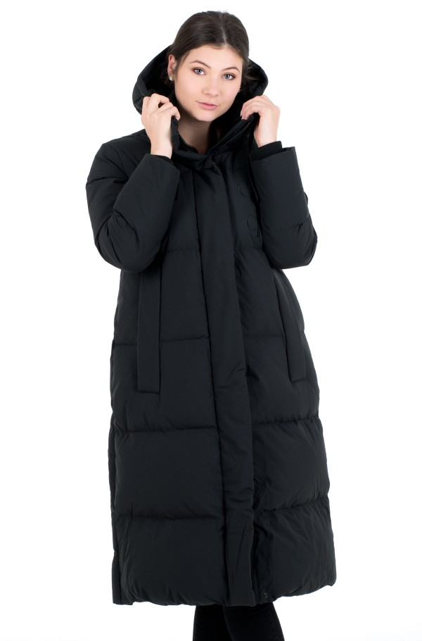 CK ECO LONG DOWN PUFFER-hover