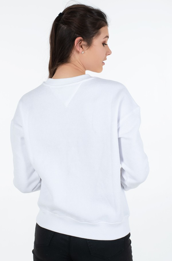 TJW LINEAR CREW NECK-hover