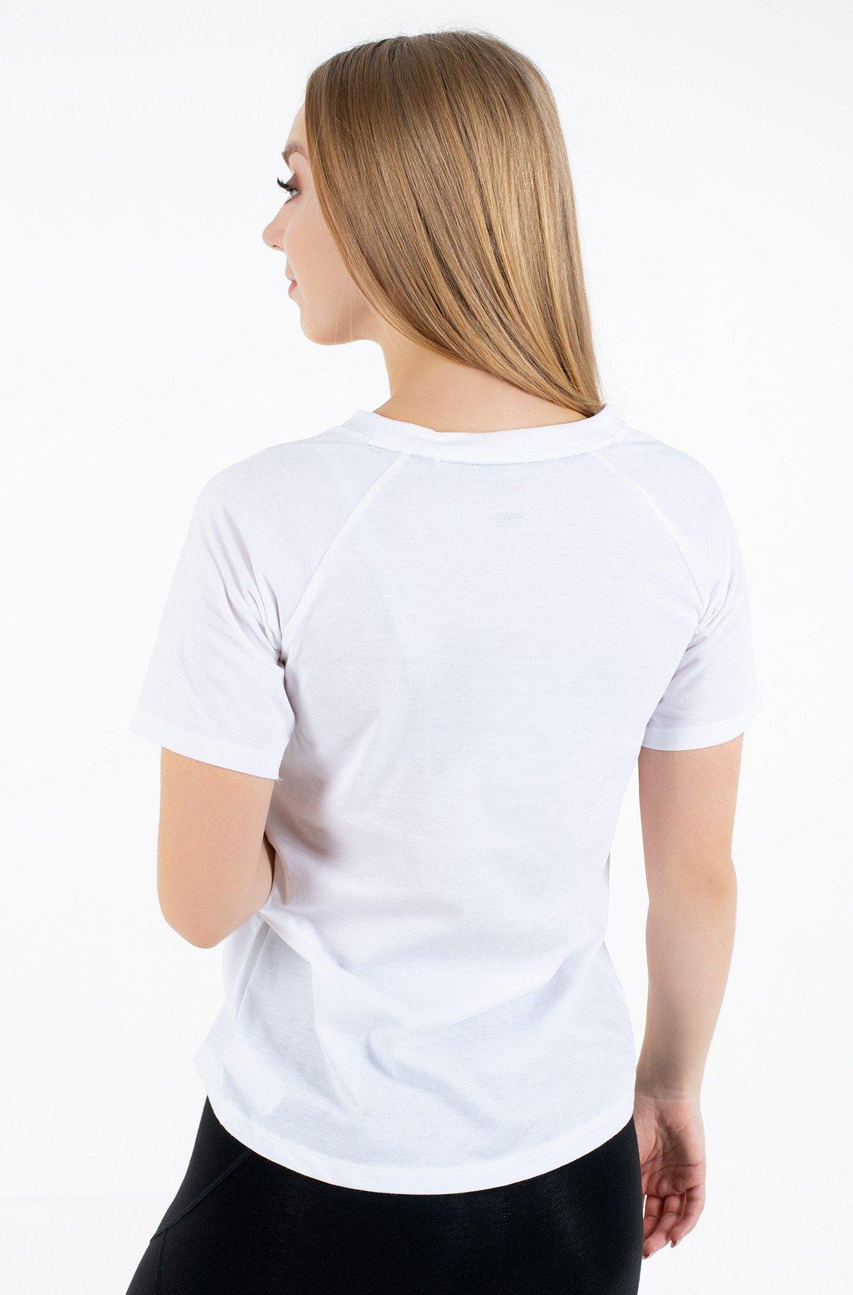 Sportiniai marškinėliai REGULAR COTTON MIX TOP-full-2