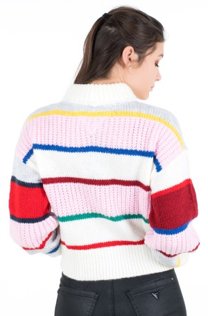 Kudum TJW FLAG SLEEVE SWEATER-2