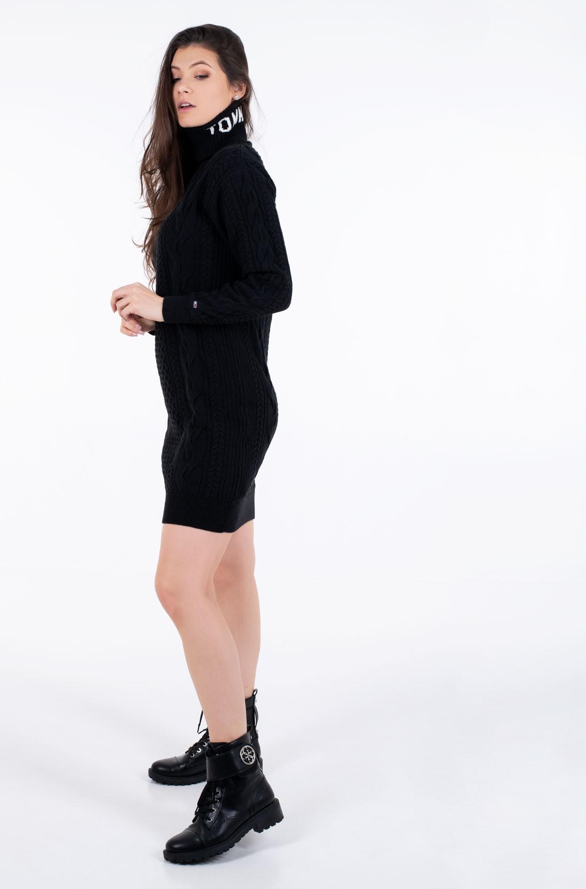 Adīta kleita TJW TURTLE NECK DRESS-full-1