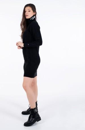 Adīta kleita TJW TURTLE NECK DRESS-1
