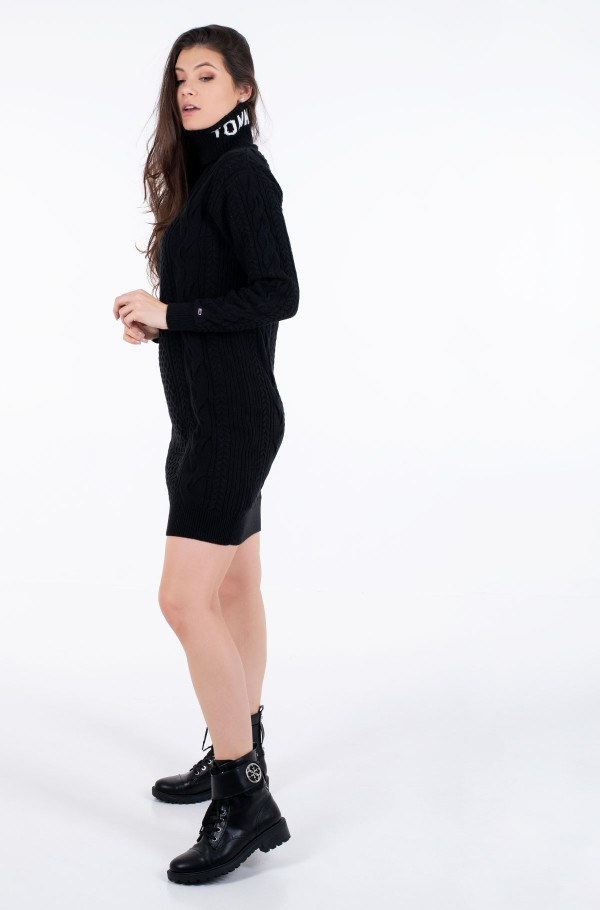 TJW TURTLE NECK DRESS