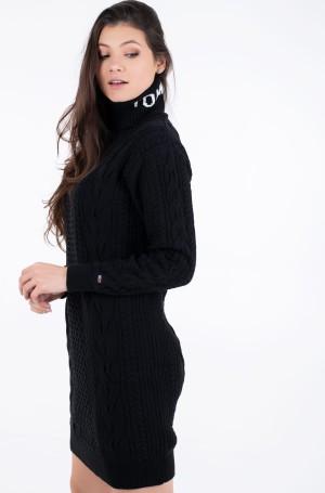 Adīta kleita TJW TURTLE NECK DRESS-2