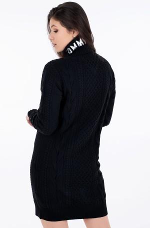 Adīta kleita TJW TURTLE NECK DRESS-3