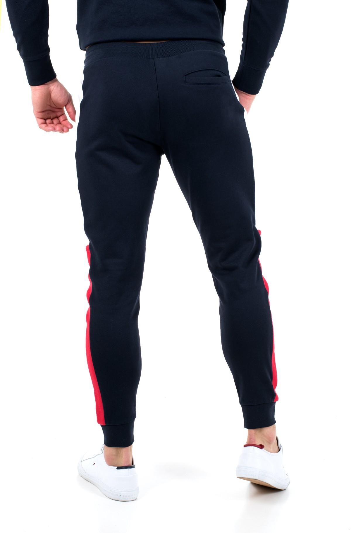 Sportinės kelnės INTARSIA SWEATPANTS-full-2