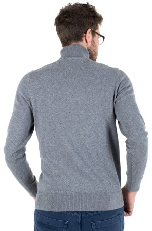 Sweater PIMA COTTON CASHMERE ROLL NECK-2
