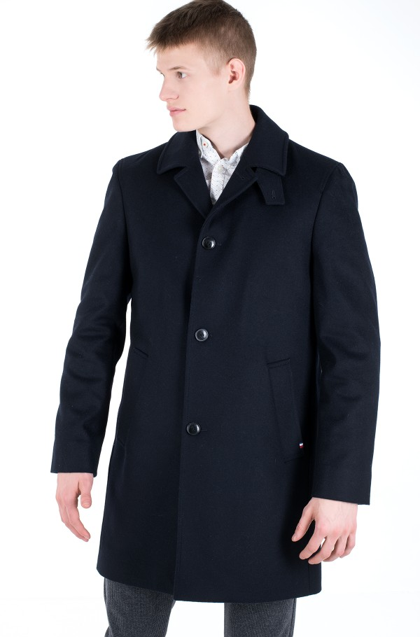SOLID OVERCOAT-hover