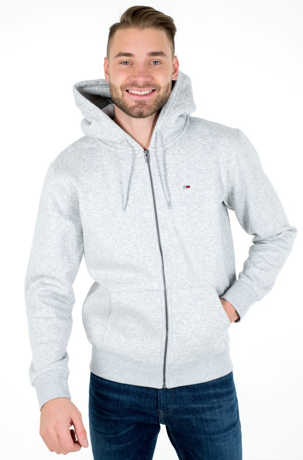 TJM REGULAR FLEECE ZIP HOODIE