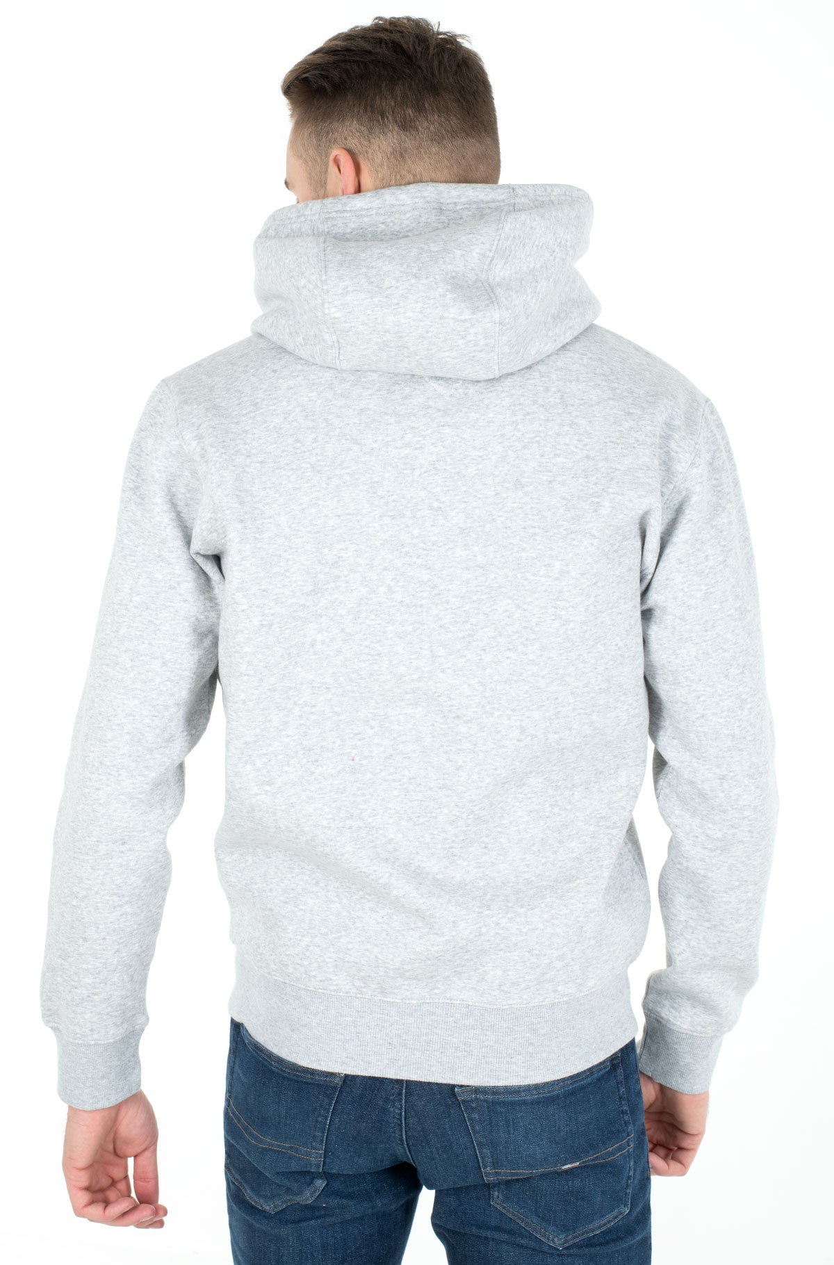 Dressipluus TJM REGULAR FLEECE ZIP HOODIE-full-2