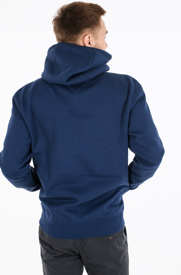 TJM REGULAR FLEECE ZIP HOODIE-hover