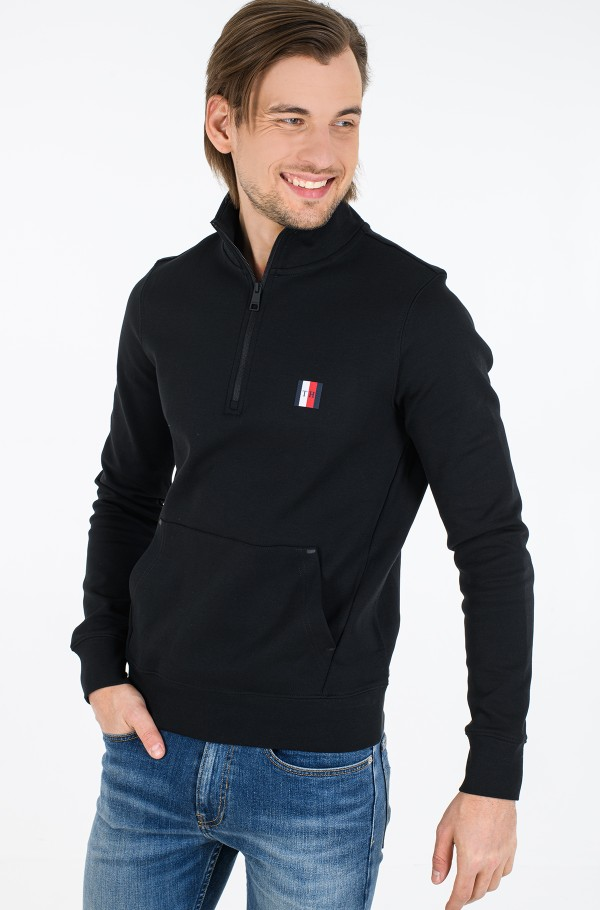 MODERN ESSENTIALS HALF ZIP MOCK
