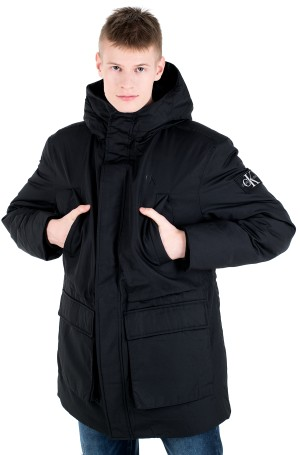 Jope FAKE DOWN TECHNICAL PARKA-1