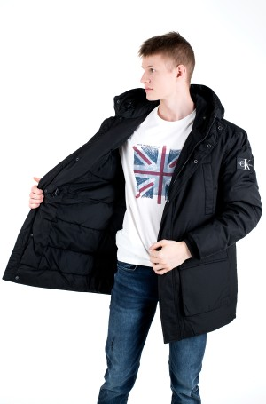Jope FAKE DOWN TECHNICAL PARKA-2